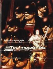 Les technopères -4- Halkattraz, l'étoile des bourreaux