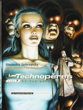 Les technopères -7- Le Jeu parfait