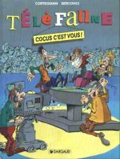 Téléfaune -1- Cocus c'est vous!