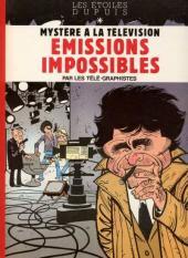 Les télé-Graphistes -7- Tome 5 2e série - Mystère à la télévision - Emissions impossibles