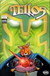 Tellos (Semic Comics) -6- Dernière escroquerie - Oge K'tion le djinn 2