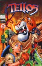 Tellos (Semic Comics) -1A- Tellos US 1-2 - Prélude
