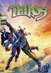 Tellos (Semic Comics) -7- Le Retour de Tellos