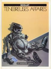 Ténébreuses affaires - Tome 1a1982