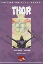 Thor (100% Marvel) -1- Roi des orages