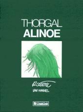 Thorgal -8TT- Alinoë