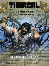 Thorgal -29ES- Le sacrifice