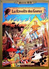 Thyl Ulenspiegel (Les Aventures de) -1b- La révolte des Gueux