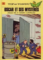 Tif et Tondu -3d84- Oscar et ses mystères