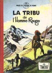 Les timour -1- La tribu de l'homme rouge