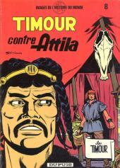 Les timour -8a1982- Timour contre Attila