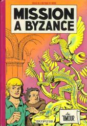 Les timour -13- Mission à Byzance
