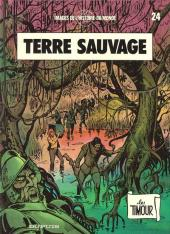 Les timour -24- Terre sauvage