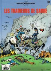 Les timour -30- Les traîneurs de sabre