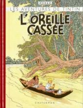 Tintin (Fac-similé couleurs) -6- L'oreille cassée