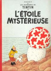Tintin (Historique) -10B12- L'étoile mystérieuse
