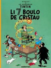 Tintin (en langues régionales) -13Provençal- Li 7 boulo de cristau