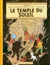 Tintin (Fac-similé couleurs)