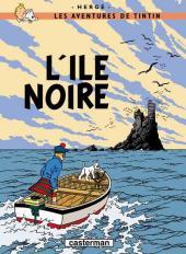 Tintin -7- L'île noire