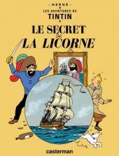 Tintin -11- Le secret de la licorne