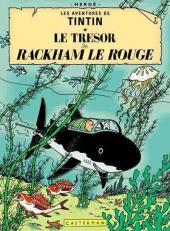 Tintin -12- Le trésor de Rackham le Rouge