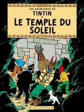 Tintin -14- Le temple du soleil