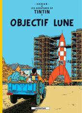 Tintin -16- Objectif Lune