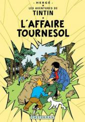 Tintin -18- L'affaire Tournesol