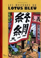 Tintin - Divers -5- Les Mystères du Lotus Bleu