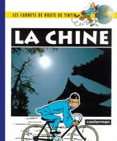 Tintin - Divers -Car1- Carnets de route - La Chine
