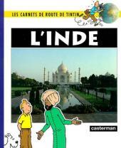 Tintin - Divers -Car2- Carnets de route - L'Inde