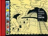 Tintin - Divers -50- Le timbre voyage avec Tintin