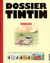 Tintin - Dossier -71- L'île noire