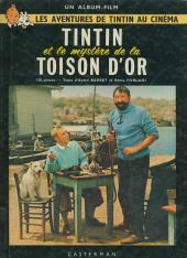 Tintin - Divers -C1a- Tintin et le mystère de la Toison d'Or