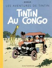 Tintin (Fac-similé couleurs) -2- Tintin au Congo