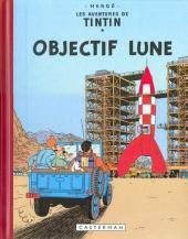 Tintin (Fac-similé couleurs) -16- Objectif Lune