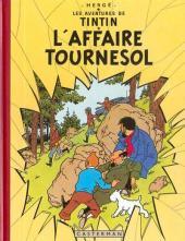 Tintin (Fac-similé couleurs) -18- L'affaire Tournesol