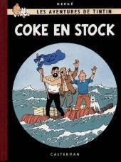Tintin (Fac-similé couleurs) -19- Coke en stock