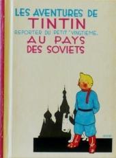 Tintin (Historique) -1Mini- Tintin au pays des soviets