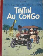 Tintin (Historique) -2A18- Tintin au Congo