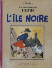 Tintin (Historique) -7A17Bis- L'Île noire