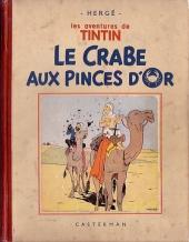 Tintin (Historique) -9- Le crabe aux pinces d'or