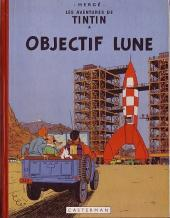 Tintin (Historique) -16B08- Objectif lune