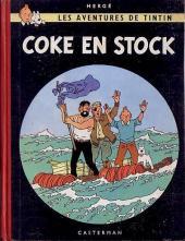 Tintin (Historique) -19B24- Coke en stock