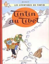 Tintin (Historique) -20B29- Tintin au Tibet