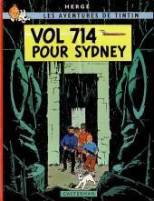 Tintin (Historique) -22- Vol 714 pour Sydney