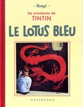 Tintin (Fac-similé N&B) -5a- Le lotus bleu
