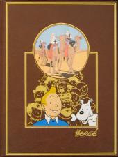 Tintin (L'œuvre intégrale d'Hergé - Rombaldi) -5- Le sceptre d'Ottokar-Le crabe aux pinces d'or-...