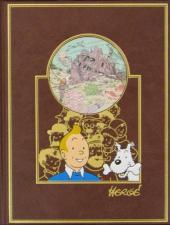 Tintin (L'œuvre intégrale d'Hergé - Rombaldi) -6- Le secret de la licorne-Le trésor de Rackham le Rouge-...