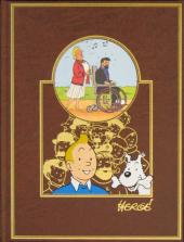 Tintin (L'œuvre intégrale d'Hergé - Rombaldi) -10- Tintin au Tibet-Les bijoux de la Castafiore-...